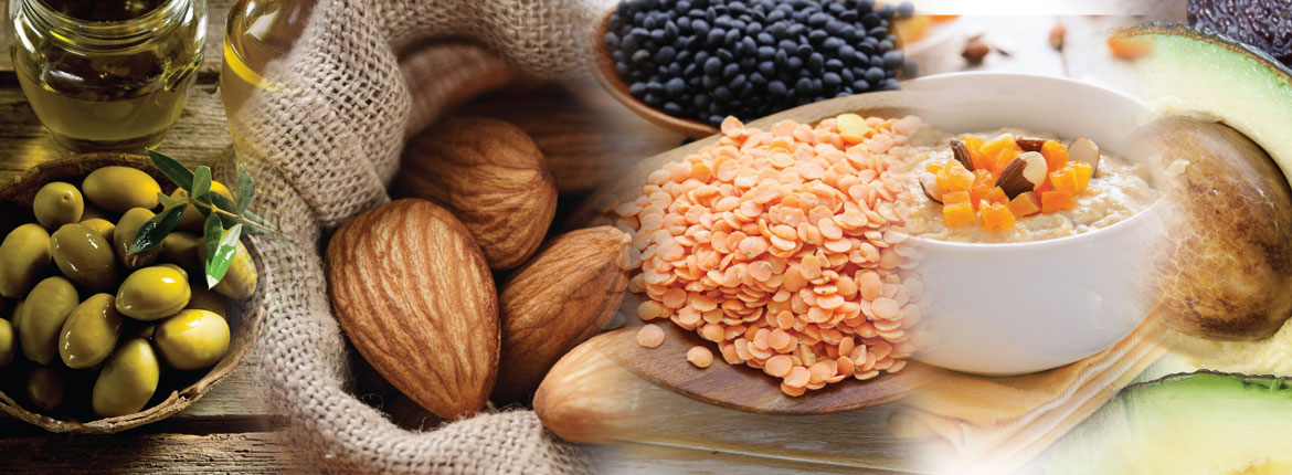 Foods to reduce your Cholesterol level