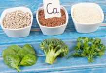 Non-diary sources of calcium